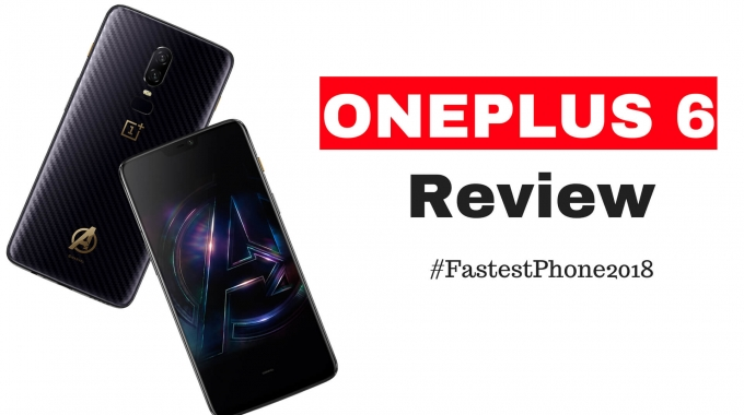 OnePlus 6 Review in Hindi   2018 Ka Sabse Fast & Best Smartphone