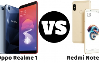 Realme 1 vs Redmi Note 5 Pro :  कौन सा Buy करे?