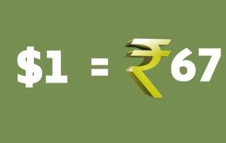 Indian Rupee Ki Value US Dollar Se Kyo Kam Hai?
