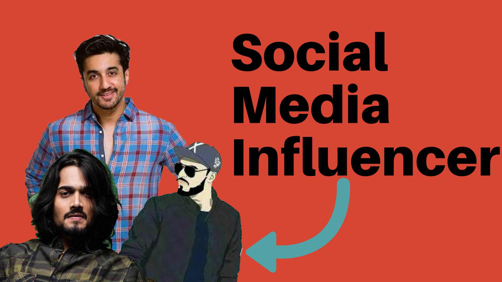 Social Media Influencer hindi