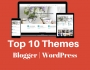 top 10 themes