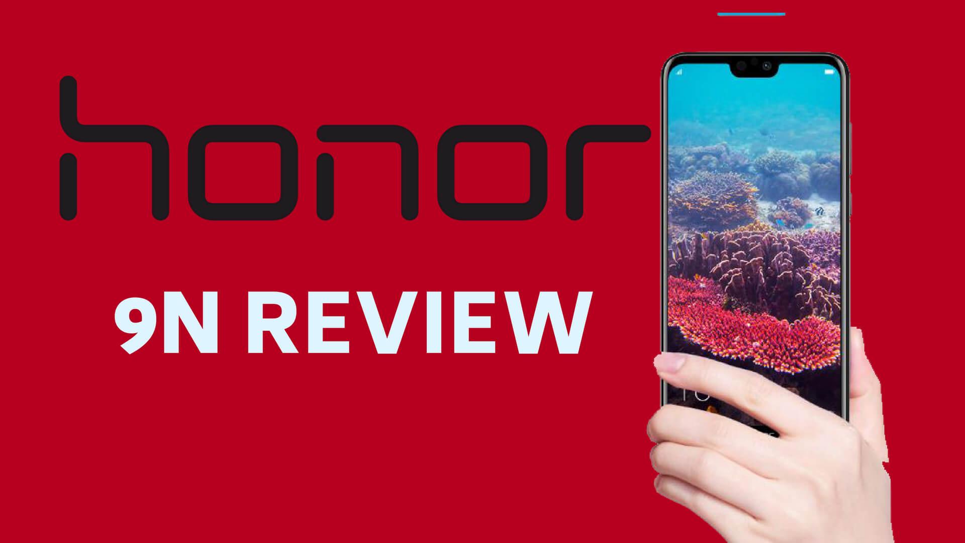 Honor 9N Review In Hindi