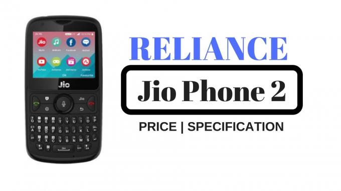 Reliance Jio Phone 2 Price, Specification & Comparison In Hindi