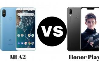 MI A2 vs Honor Play : Xiaomi रह गया पीछे?