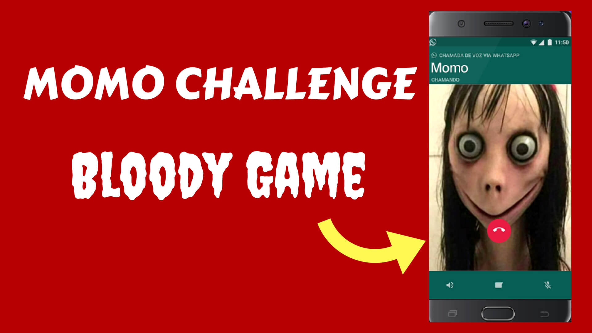 Momo challenge game hindi