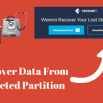 How To Recover Data From Deleted Partition?