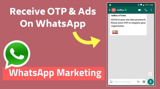 WhatsApp Par OTP(One-Time-Password) Send Kaise Kare? | WhatsApp API Integration