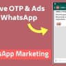 WhatsApp Par OTP(One-Time-Password) Send Kaise Kare?   WhatsApp API Integration