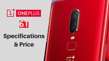 OnePlus 6t phone review