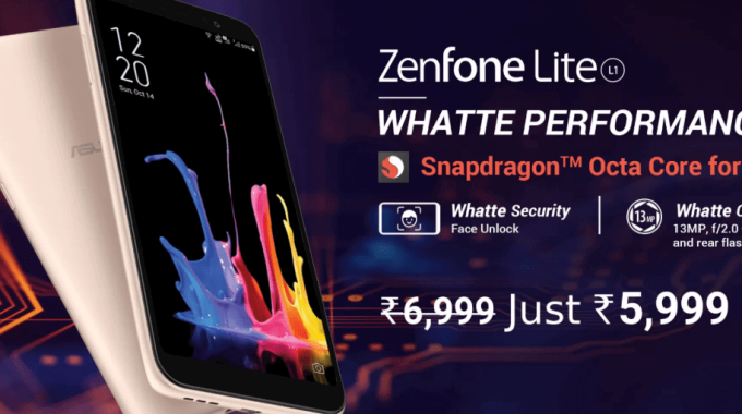 Asus Zenfone Lite L1 Review in Hindi | Best Budget Phone in 6000 Rs