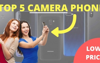 Top 5 Low Price Phone With Best Camera 2018