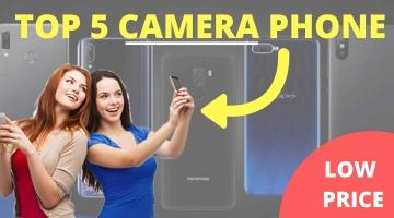 low price camera phone 2018