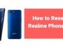reset realme phone