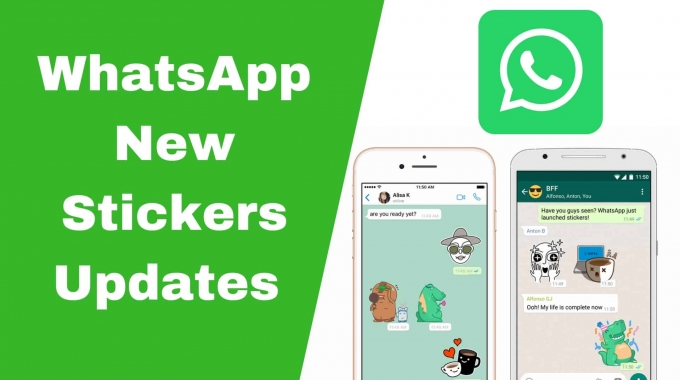 WhatsApp Stickers Update Kaise Kare?   WhastApp For JioPhone[Official Update]