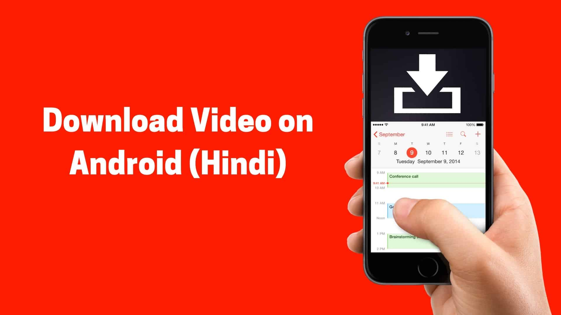 download youtube video on phone