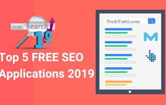 Top Five Free SEO Web Applications 2019 | Free Ahrefs