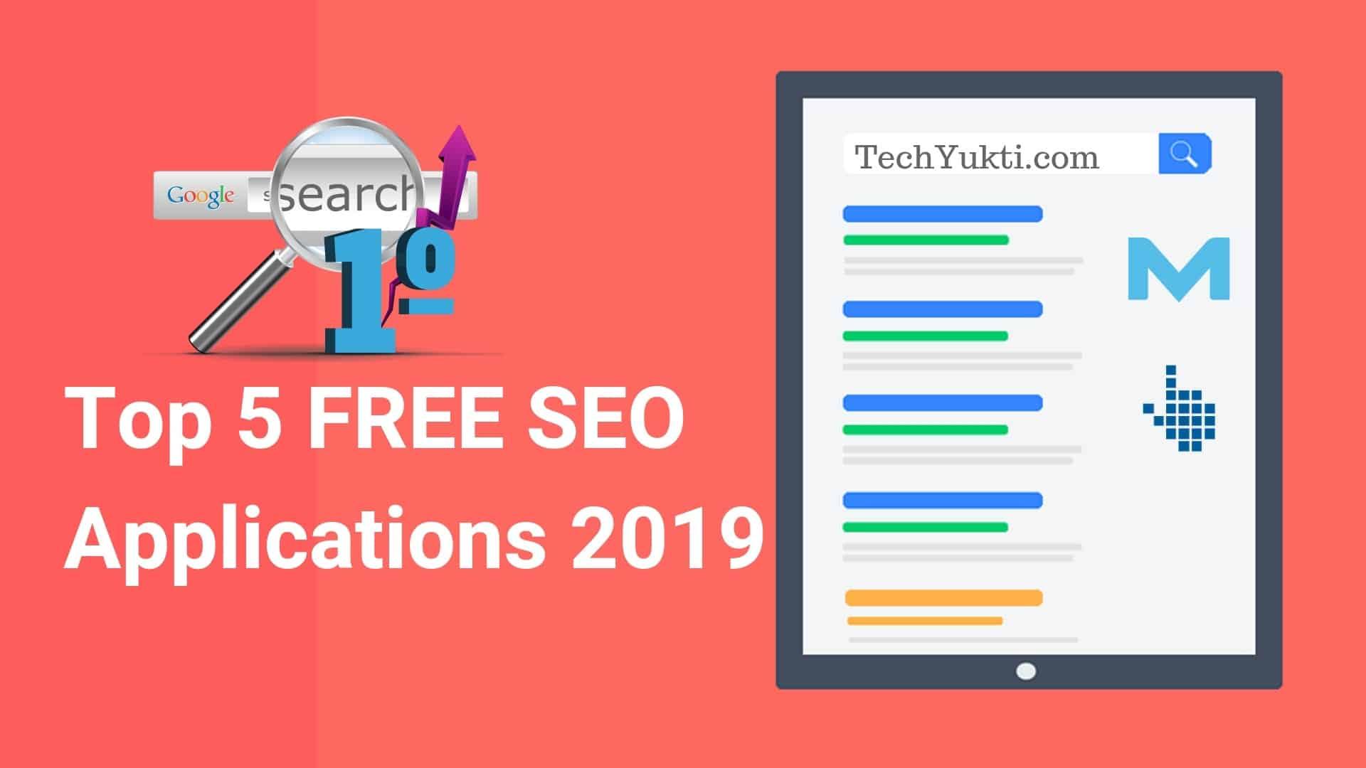 Free SEO tool 2019