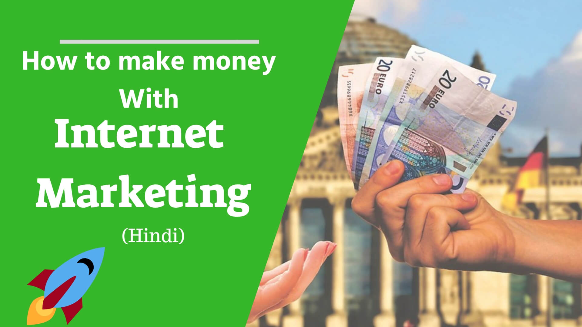 make money from internet marketing