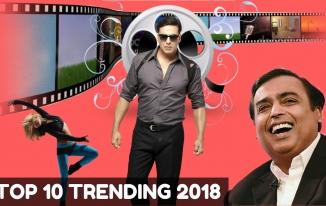Internet Rewind India 2018 – Top 10 Popular Of 2018-19