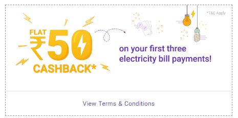 phonepe electricity bill offer