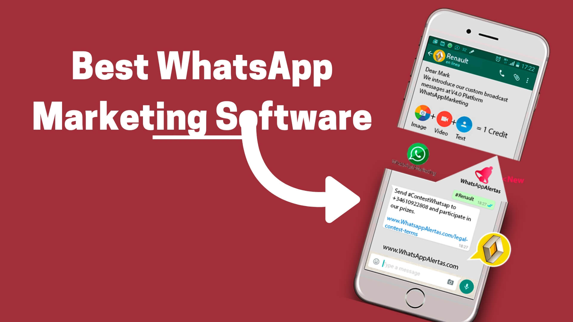 best whatsapp marketing software