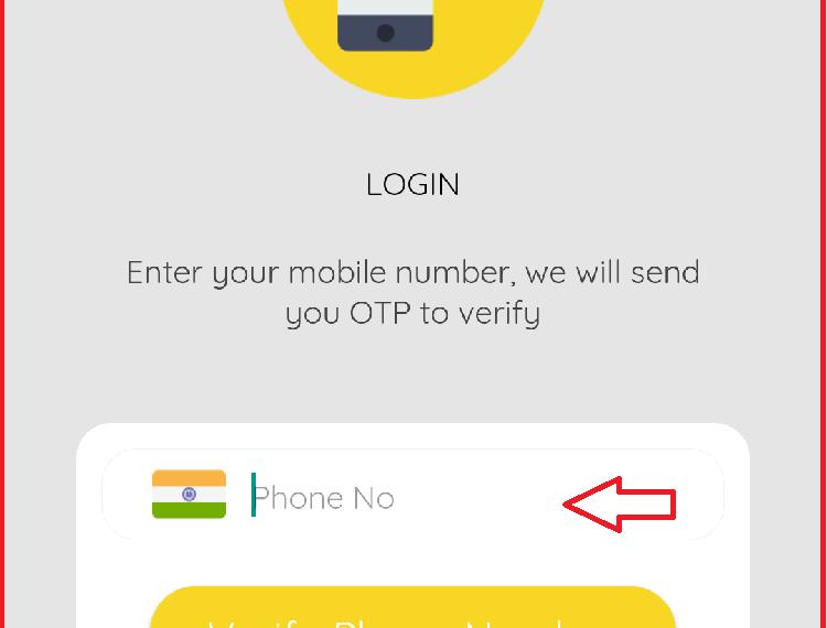 Verify OTP Yelo App