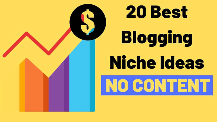20 Best Blogging Niche Ideas