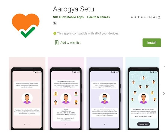 download aarogya setu
