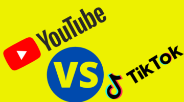 YouTube vs Tiktok comparison hindi