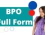 BPO Full Form