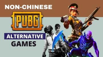 Non-Chinese PUBG Alternative Games