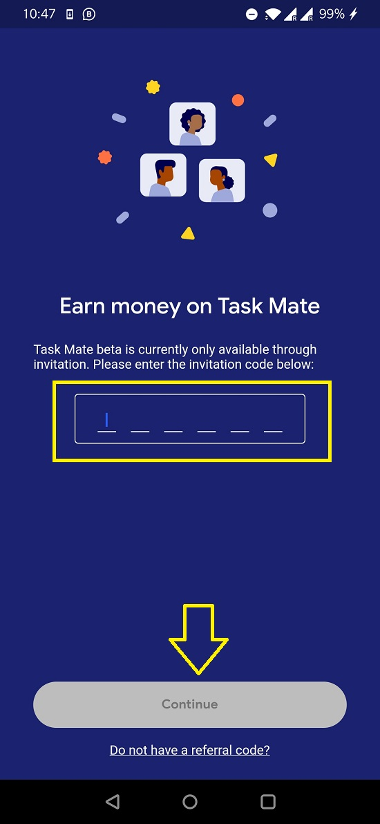 join task mate