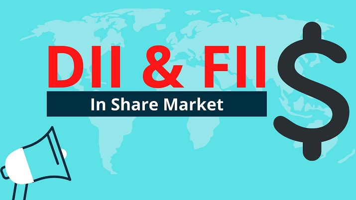 DII and FII full form in Hindi