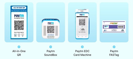 paytm products