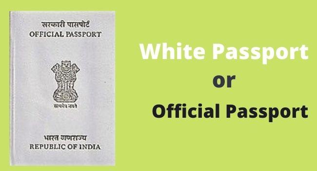 white passport