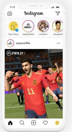 Instagram on PC