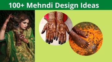 100+ Mehndi Design Ideas