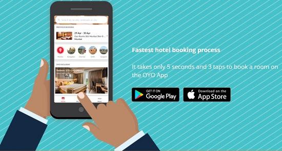 Oyo Hotel booking
