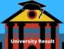 university exam result