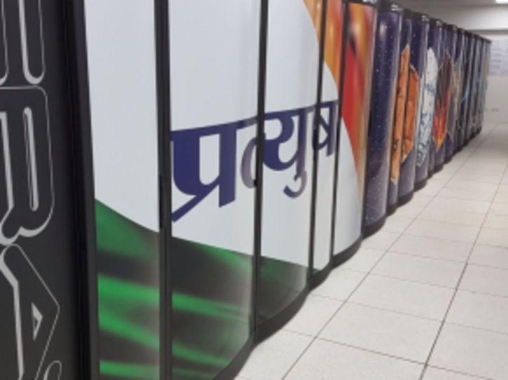 Pratyush supercomputer